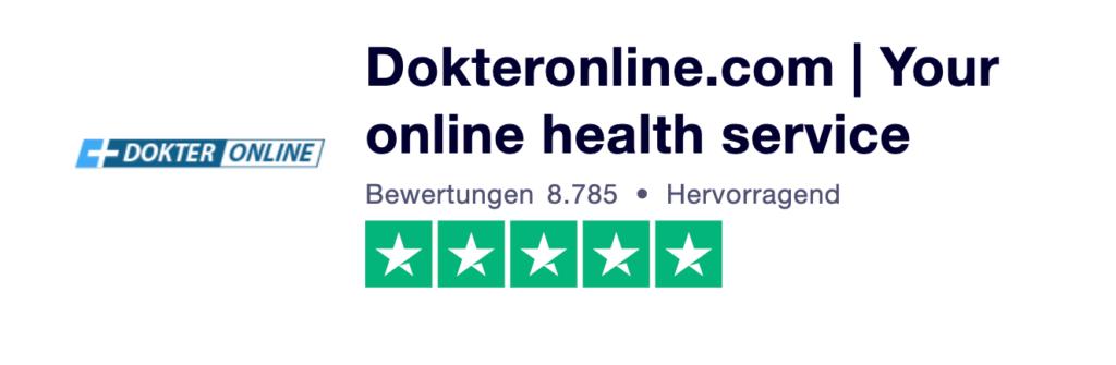 Dokteronline Bewertungen Erfahrungen