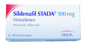 Sildenafil STADA 100 mg Viagra Generika