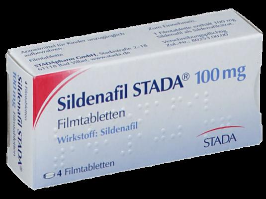 Sildenafil von STADA 100 mg