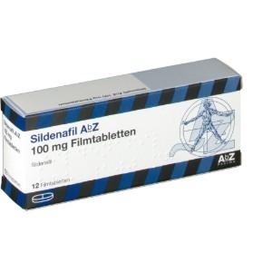sildenafil AbZ, Viagra Generikum