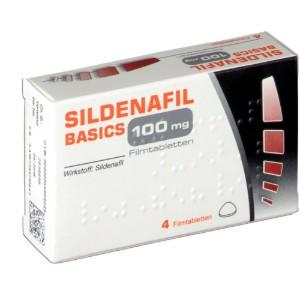 Sildenafil Basics Filmtabletten