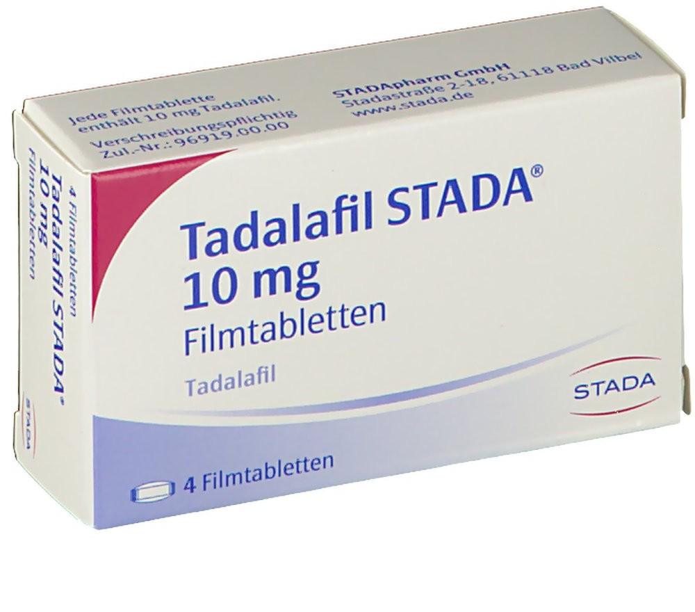 Tadalafil STADA, Cialis Generika