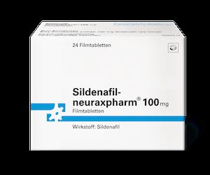 Sildenafil-neuraxpharm 100 mg Viagra Generika