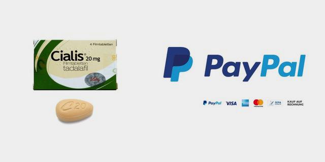 Cialis mit PayPal kaufen