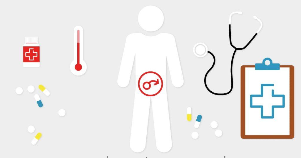 Häufige Ursachen von Erektionsstörungen