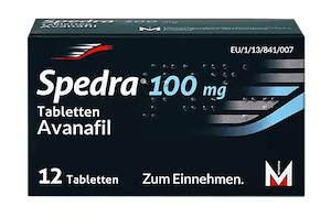 Spedra 100 mg Potenzmittel Avanafil