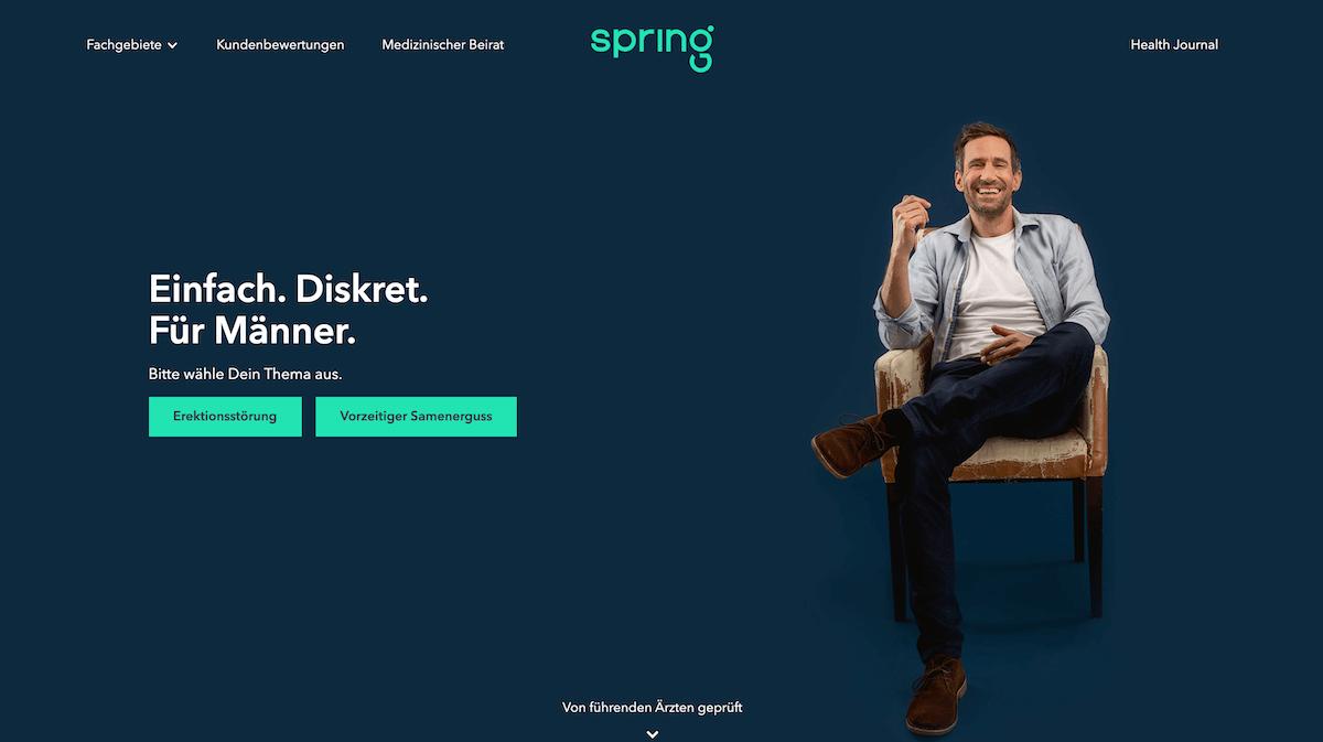 Spring Online Apotheke