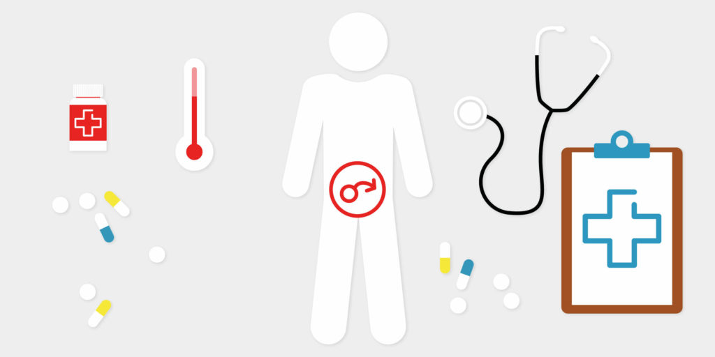 Ursachen von Erektionsstörungen