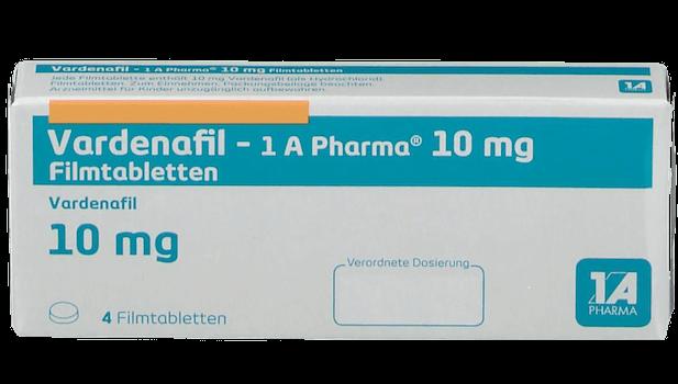 Vardenafil - 1 A Pharma Generika Levitra