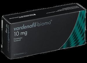 vardenafil-biomo 10 mg Levitra Generika